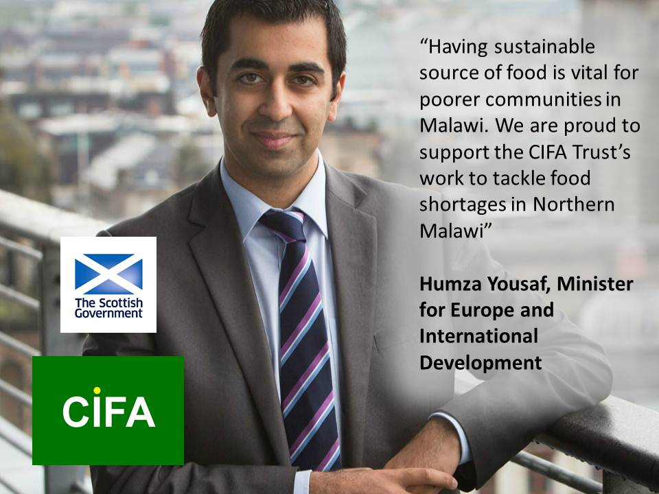 Endorsement by Scottish Government